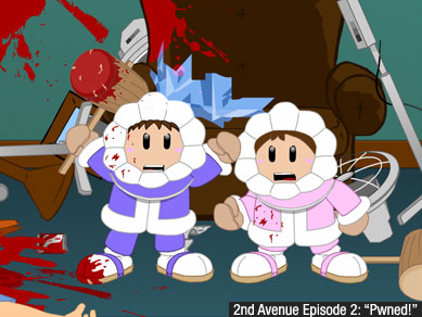 2nd Avenue Episode 2: Ice Climbers